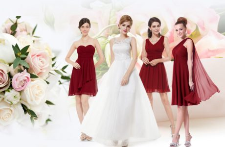 Timeless Bridesmaid Dresses by Ever-Pretty