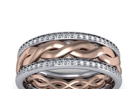 Men's Wedding Bands from Diamond Mansion