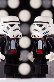 10 Star Wars Wedding Ideas for #ForceFriday