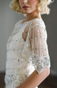 Sparkly Wedding Details For Any Type of Celebration