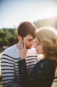 Luca and Valentina's Romantic Engagement Shoot